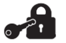 REO property management services lock and key black